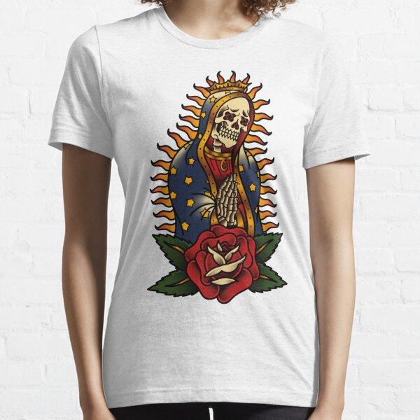 Salty-Dog Santa Muerte Essential T-Shirt