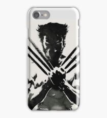 wolverin  iPhone Case/Skin