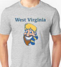 West Virginia Happy Mountaineer T-Shirt