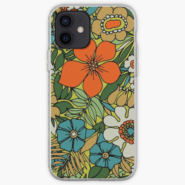 70s Plate iPhone Soft Case