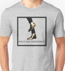 Harry Styles Boots What Are Those T-Shirt