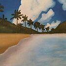 Paradise Beach by RogueGear