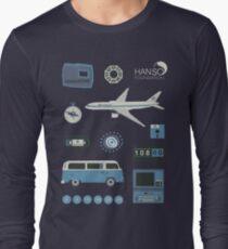 Lost blue Long Sleeve T-Shirt
