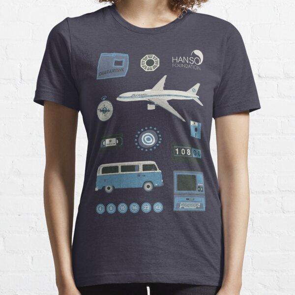 Lost blue Essential T-Shirt