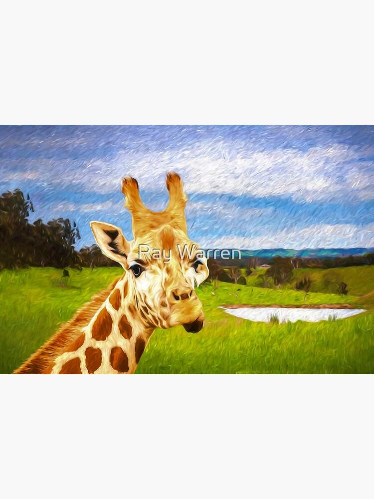 G. Raff Van Go  (digital Painting) by RayW