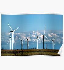 Walland Wind Poster
