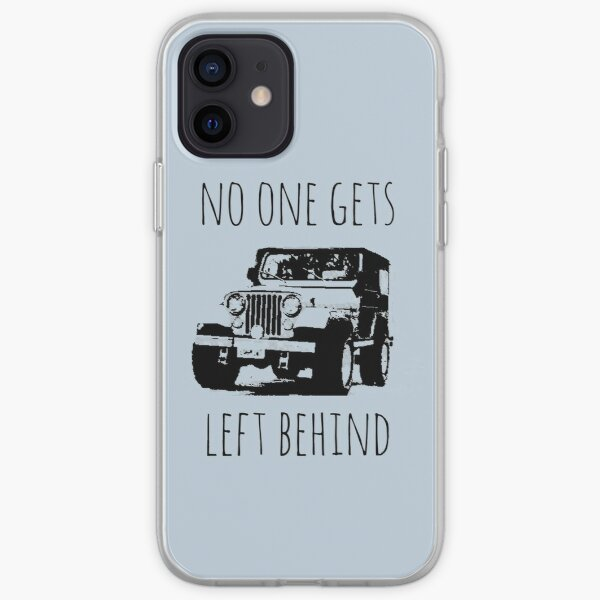 Roscoe Lives iPhone Soft Case