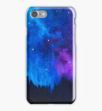 Mellow Wonder: Stardust Galaxy iPhone Case/Skin