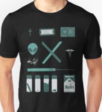 X-Files  Slim Fit T-Shirt