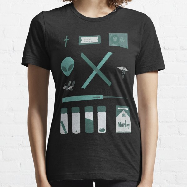 X-Files  Essential T-Shirt