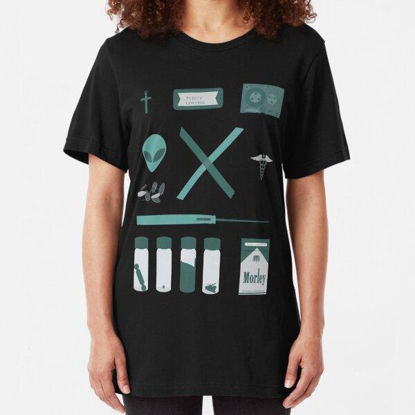 X-Files  Slim Fit T-Shirt