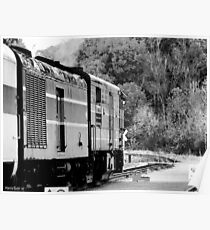 Cuyahoga Valley Scenic Railroad Poster