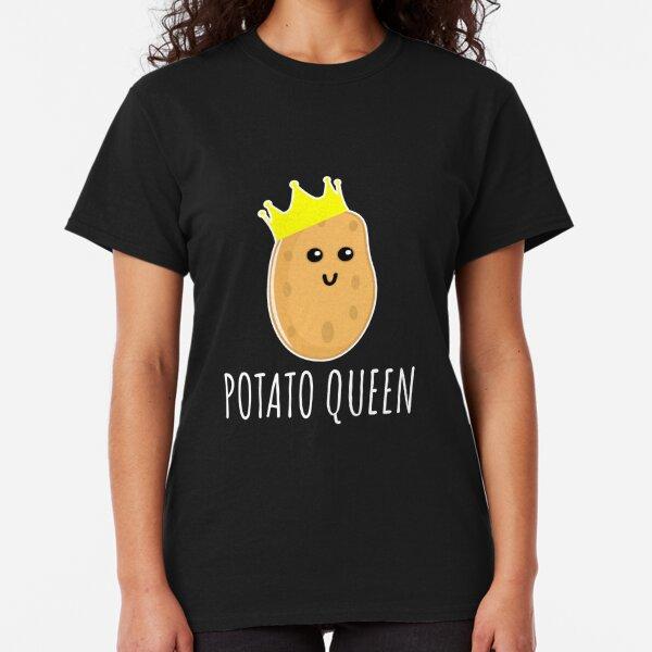 Potato Queen - Funny Potato Gift Classic T-Shirt