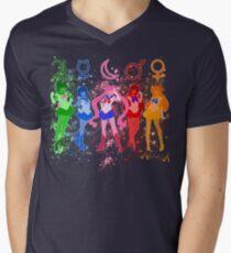 The Inner Senshi Men's V-Neck T-Shirt