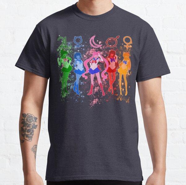 El interior Senshi Camiseta clásica