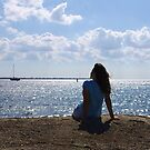...by the water... by Alison M