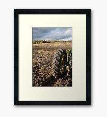 """""""The Weight"""" Framed Print"""