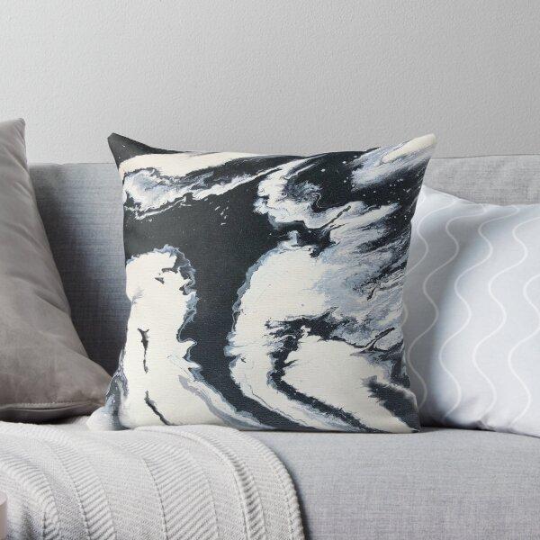 Ying Yang ☯️ Throw Pillow