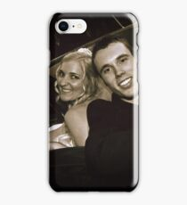 Inside the Wedding Limo iPhone Case/Skin