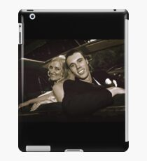 Inside the Wedding Limo iPad Case/Skin