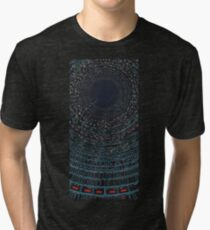 Cloud City airshaft Tri-blend T-Shirt