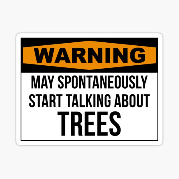 Arborist Sticker