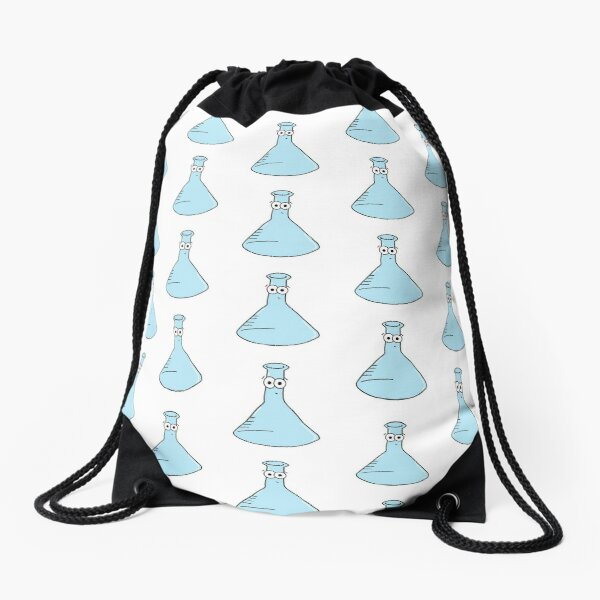 Cute Chemistry Drawstring Bag