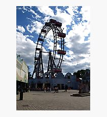 At the Prater Photographic Print