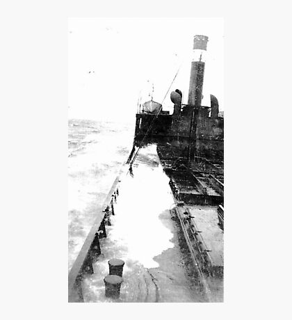 In The North Sea (1) Photographic Print