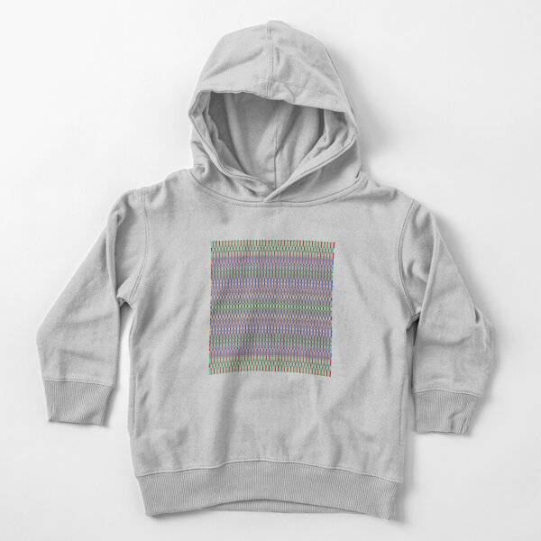 Psychedelic art, Art movement Toddler Pullover Hoodie