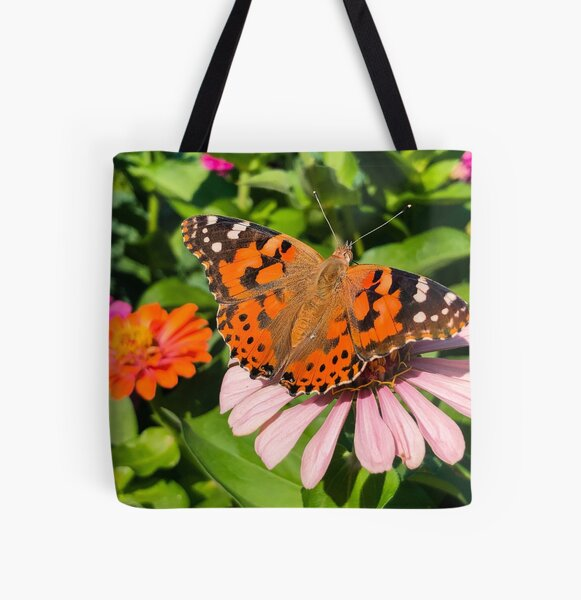 New Beginnings All Over Print Tote Bag
