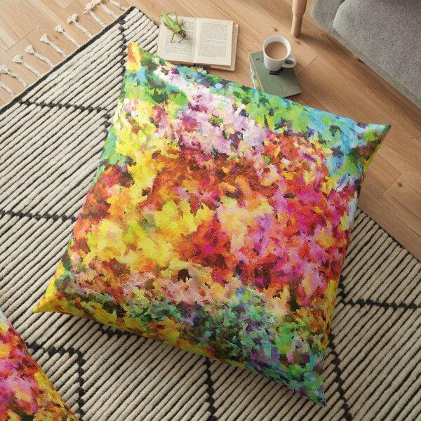Colorful Dream Floor Pillow