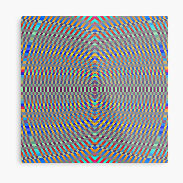 Psychedelic art, Art movement Metal Print