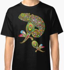 Chameleon Psychedelic Classic T-Shirt
