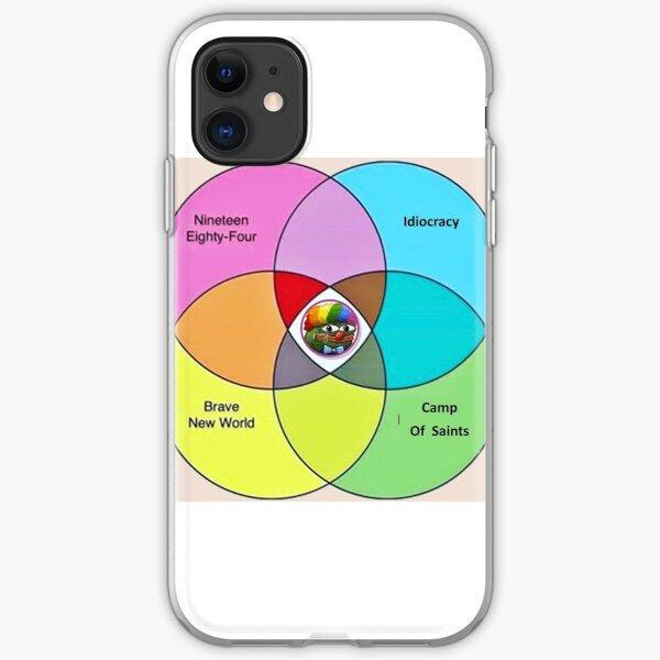 Our world iPhone Soft Case