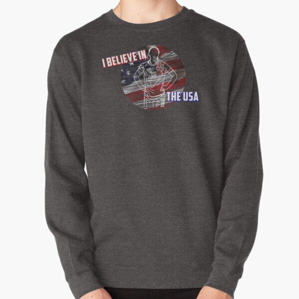 I Believe in Alex Morgan Pullover Sweatshirt