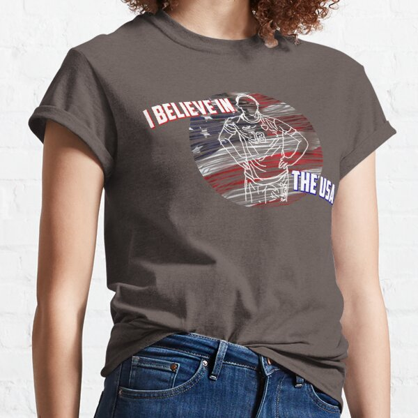 I Believe in Alex Morgan Classic T-Shirt