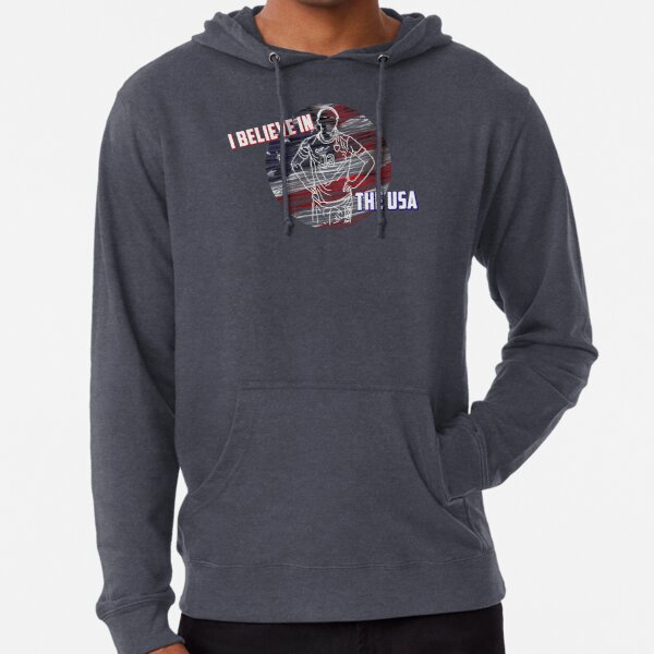 I Believe in Alex Morgan Lightweight Hoodie