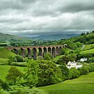 The Viaduct  by Lilian Marshall