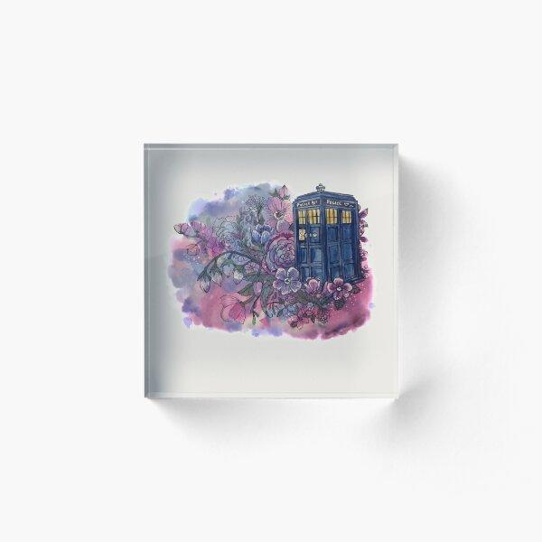 Homage to Thirteen Acrylic Block