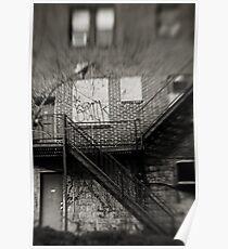Brookline Alley Poster