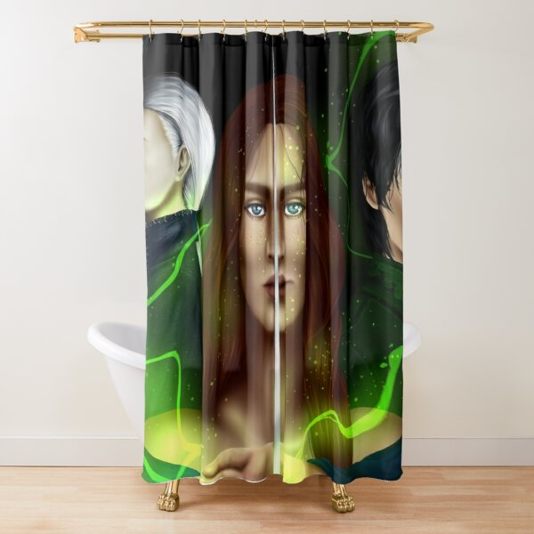 Sorcery of Thorns Shower Curtain