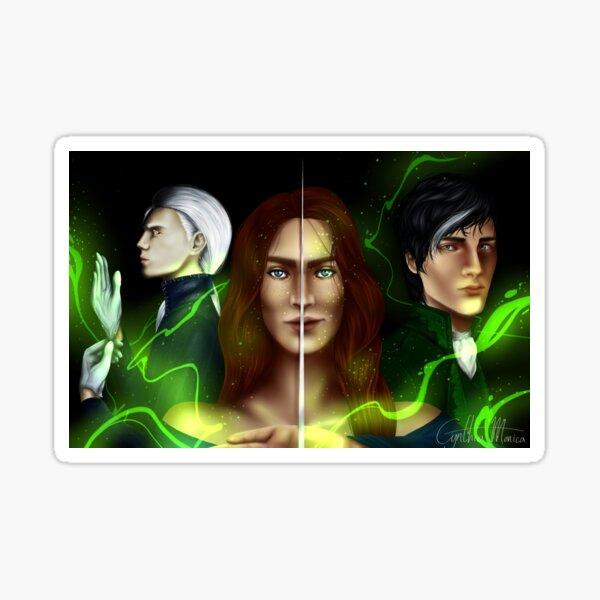 Sorcery of Thorns Sticker