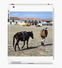 Off to Market iPad Case/Skin
