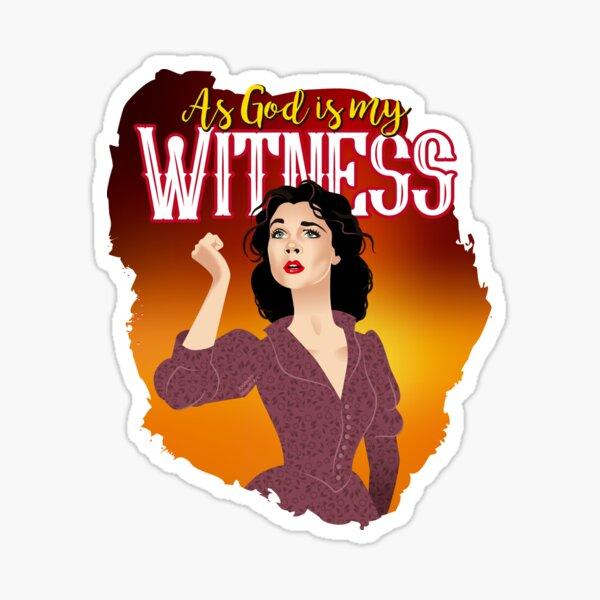 Witness Sticker