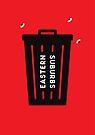 EASTERN SUBURBS TRASH by Steve Leadbeater