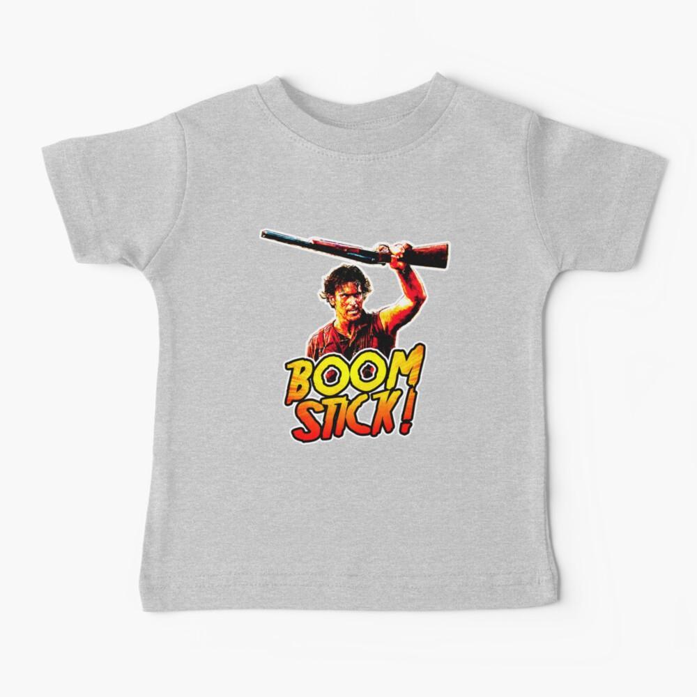 Boom Stick Ash Baby T-Shirt