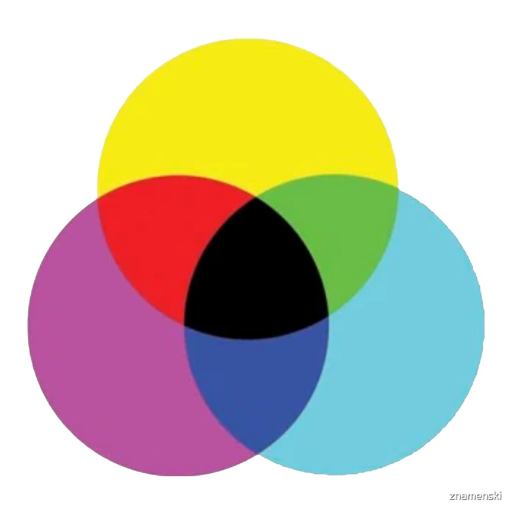 #OpArt #OpticalArt #Circle, #colorfulness, design, illustration, art, shape, color, image, separation by znamenski