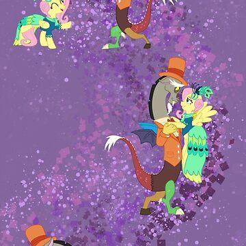 Dance Fluttercord by AdrianaC