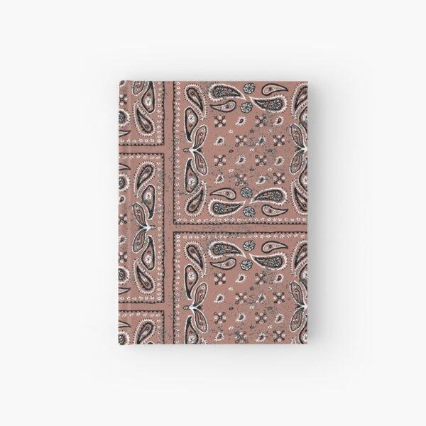 Distressed Bandana Hardcover Journal